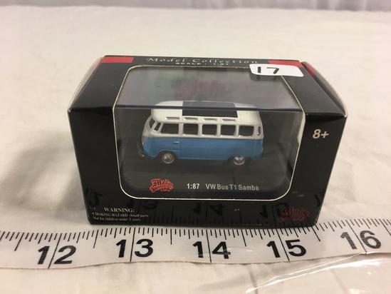 NIP Malibu International LTD. Model Collection Scale 1/87 Volkswagen Bus T1 Samba