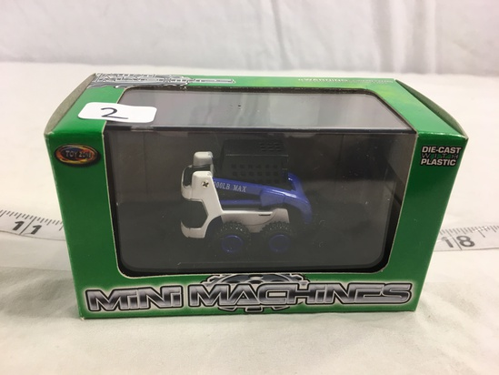 NIP Collector Toy Zone Mini Machines Die-Cast With Plastic Mighty Load  #99625