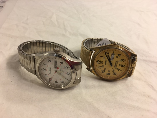 Lot of 2 Pieces Collector Loose Used Women's Watch - See Pictures