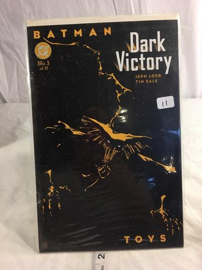 Collector DC, Comics Batman Dark Victory Comie Book #3 of 13