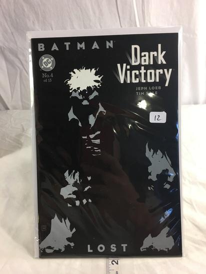 Collector DC, Comics Batman Dark Victory Comie Book #4 of 13