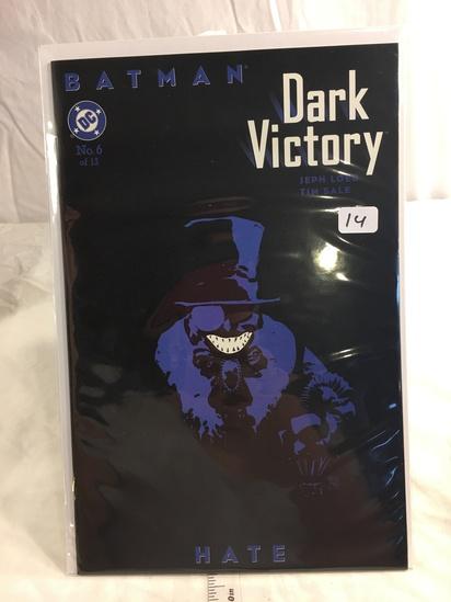 Collector DC, Comics Batman Dark Victory Comie Book #6 of 13