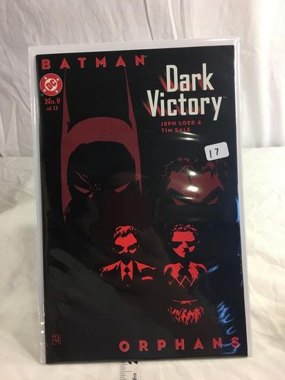 Collector DC, Comics Batman Dark Victory Comie Book #9 of 13