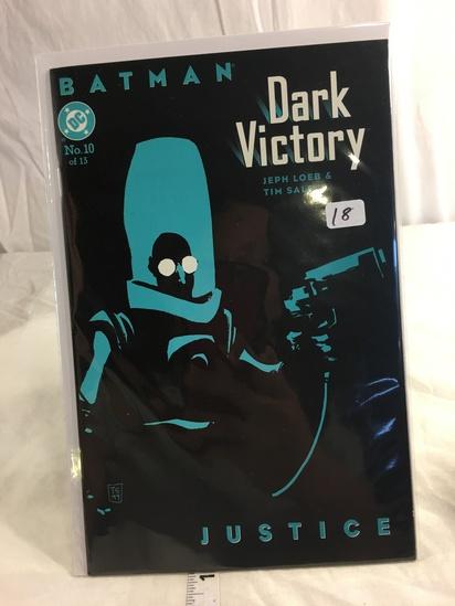 Collector DC, Comics Batman Dark Victory Comie Book #10 of 13