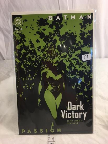 Collector DC, Comics Batman Dark Victory Comie Book #11 Of 13