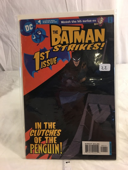 Collector DC, Comics The Batman Strikes in the Cluthses Of The Penguin Comic Book #1