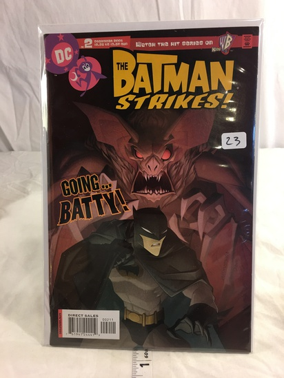 Collector DC, Comics The Batman Strikes Going Batty Comic Book #2
