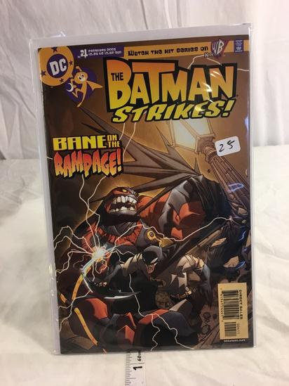 Collector DC, Comics The Batman Strikes Bane On The Rampage Comic Book #4
