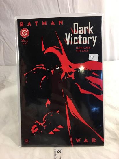 Collector DC, Comics Batman Dark Victory Comie Book #1 of 13