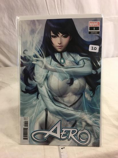 Collector Marvel Comics VARIANT EDITION  AERO Comic Book No.1