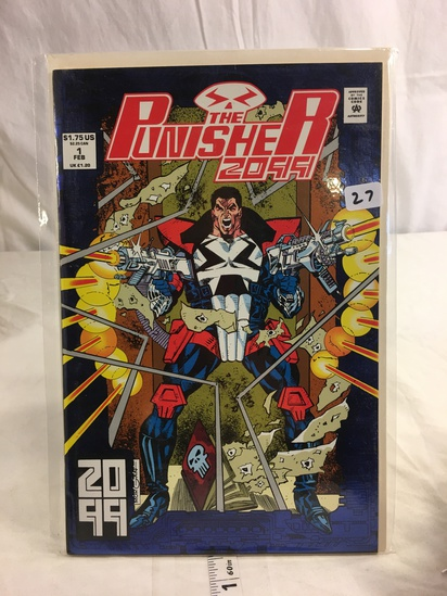 Collector Marvel Comics The Punishers 2099 Comic Book No.1