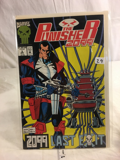 Collector Marvel Comics The Punishers 2099 Comic Book No.3