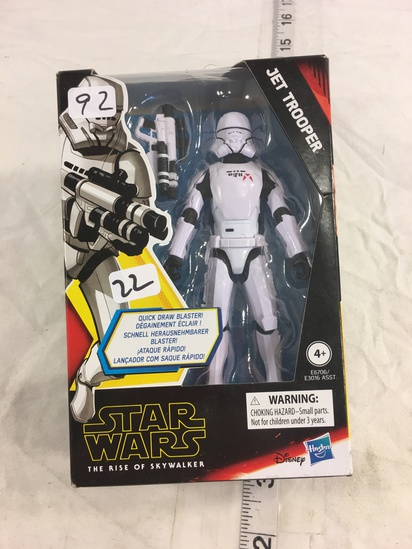 """NIP Collector Star Wars The Rise Of Skywalker Jet Trooper Action Figure 6""""Tall"""