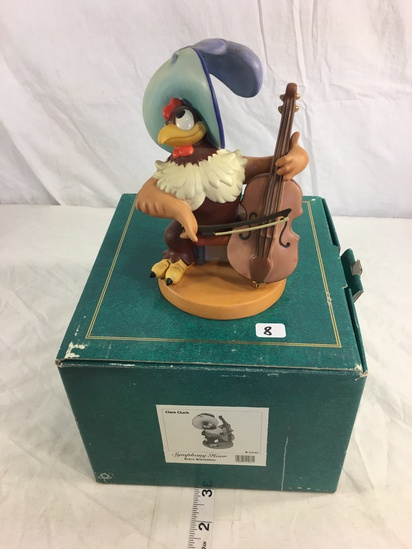 "Collector Classics Walt Disney Clara Symphony Hour Bravo Bravisssimo 8x8.5x6""Tall Bx"