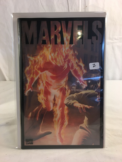 Collector Marvel Comics  Marvels Book One Of Four Comic Book