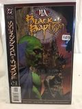 Collector DC, Comics  Justice League Black Baptism Comic Book No.2 of 4
