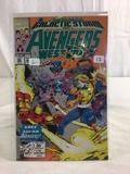 Collector Marvel Comics Galactic Stor Part 2 Avengers West Coast Comic Book No.80