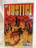 Collector DC, Comics Justice  Comic Book No.3 By Alex Ross Jim Krueger and Doug