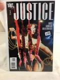 Collector DC, Comics Justice  Comic Book No.5 By Alex Ross Jim Krueger and Doug