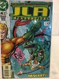 Collector DC, Comics Justice League America Incarnations Comic Book No.4