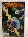 Collector DC, Comics Day Of Judgement Comic Book No.4 of 5