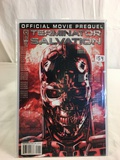 Collector IDW Comics Official Movie Prequel Terminator Salvation Comic Book No.1