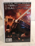 Collector IDW Comics Official Movie Prequel Terminator Salvation Comic Book No.2