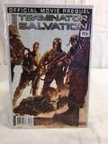 Collector IDW Comics Official Movie Prequel Terminator Salvation Comic Book No.3