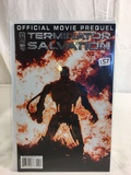 Collector IDW Comics Official Movie Prequel Terminator Salvation Comic Book No.4