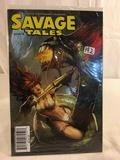 Collector Dynamite Entertainment Comics Savage Tales Comic Book No.5