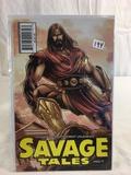Collector Dynamite Entertainment Comics Savage Tales Comic Book No.7