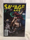 Collector Dynamite Entertainment Comics Savage Tales Comic Book No.9