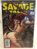 Collector Dynamite Entertainment Comics Savage Tales Comic Book No.10