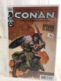 Collector Dark Horse Comics Conan The Cimmerian Special Zero Issue Comic Book #0