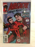 Collector Marvel Comics Daredevil The Man Without Fear Flying Blind Part 4 No.379