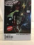 Collector Marvel Comics  The Amazing Spider-man Sketchbook Comic Book #9