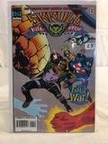 Collector Marvel Edge Comics Skull Kill Krew Comic Book Four War No.4 Comic Book