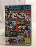 Collector Vintage Marvel Comics King-size Annual The Avengers Comic Book No.10