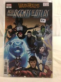 Collector Marvel Comics The War Of The Realms New Agents Of Atlas Comic Book No.1