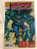 Collector Marvel Comics 2099 Unlimited Hulk 2099 Comic Book No.3