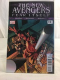 Collector Marvel Comics The New Avengers Fear Itself Comic Book No.16