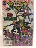Collector Marvel Edge Comics Skrull Kill Krew Comic Book No.5
