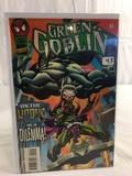 Collector Marvel Comics Green Goblin Comic Book No.2