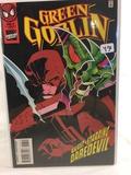 Collector Marvel Comics Green Goblin Comic Book No.6