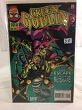 Collector Marvel Comics Green Goblin Comic Book No.9