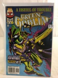 Collector Marvel Comics Green Goblin Comic Book No.12