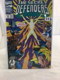 Collector Marvel Comics The Secret Defenders Comic Book No.2