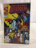 Collector Marvel Comics The Secret Defenders Comic Book No.3