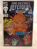 Collector Marvel Comics The Secret Defenders Comic Book No.4