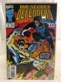 Collector Marvel Comics The Secret Defenders Comic Book No.5